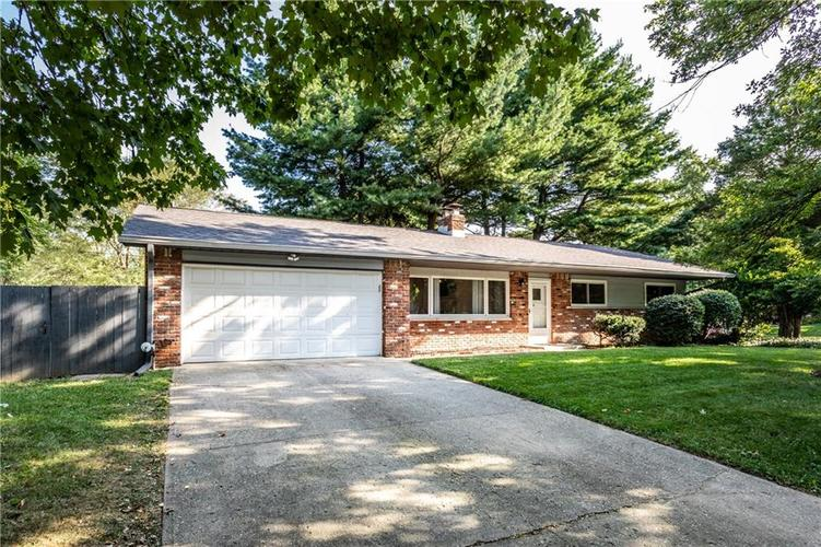 7996  Dartmouth Court Indianapolis, IN 46260 | MLS 21668036