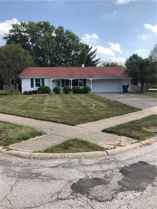 1109 N Gibson Avenue Indianapolis, IN 46219 | MLS 21668054