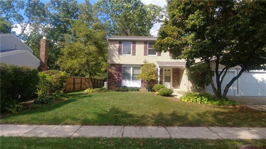 5826 Baron Court Indianapolis, IN 46250   MLS 21668079   photo 2