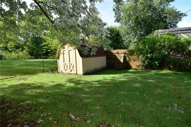 1622 Fogelson Drive Indianapolis, IN 46229   MLS 21668154   photo 31