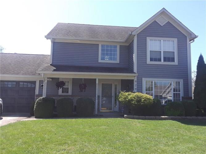 929 Eagle Brook Drive Shelbyville, IN 46176 | MLS 21668160 | photo 2