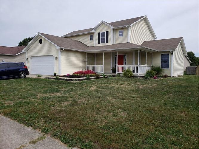 1189  Whipporwill Dr.  Seymour, IN 47274 | MLS 21668208