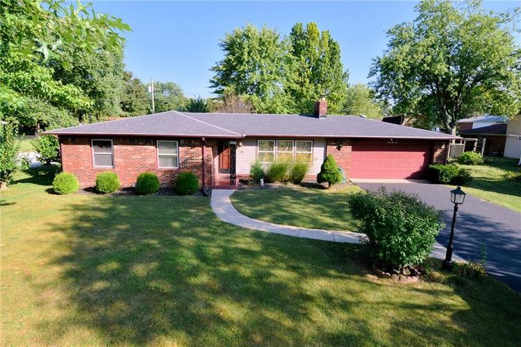 4410 Cardinal Drive Indianapolis, IN 46237 | MLS 21668227 | photo 1