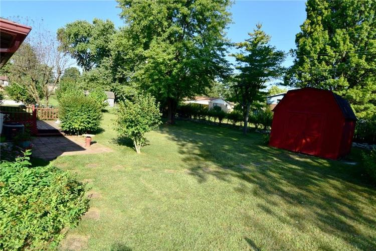 4410 Cardinal Drive Indianapolis, IN 46237 | MLS 21668227 | photo 32