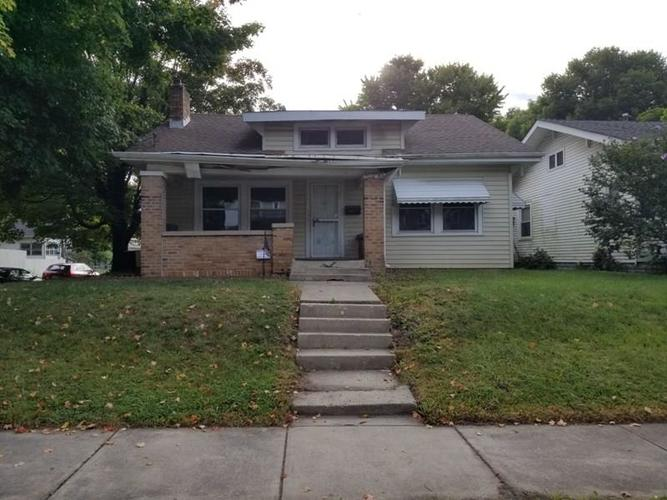 3855  Rookwood Avenue Indianapolis, IN 46208   MLS 21668246