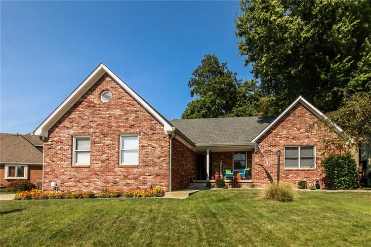 6134  First Lady Boulevard Indianapolis, IN 46237 | MLS 21668259