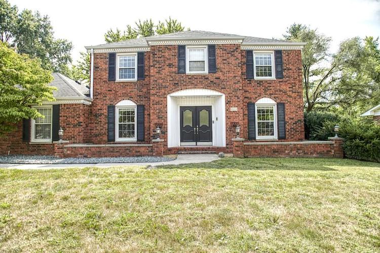 6639  Saint James Drive Indianapolis, IN 46217 | MLS 21668289