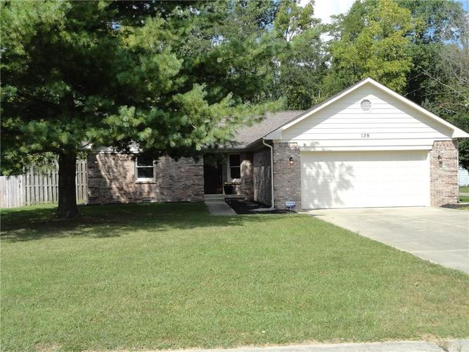 139  Justin Drive Mooresville, IN 46158   MLS 21668354