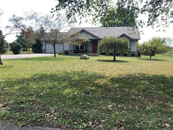 2253 E 500 North  Greenfield, IN 46140 | MLS 21668375