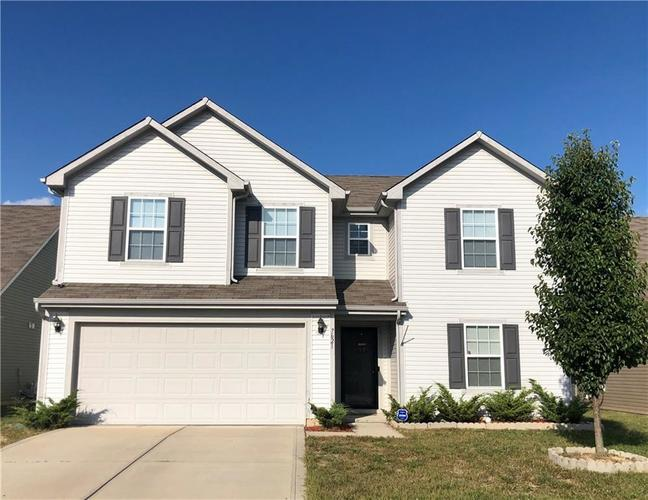 7621 Firecrest Lane Camby, IN 46113   MLS 21668436   photo 1