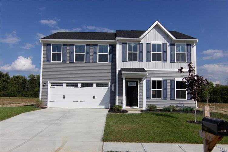 2759 Pointe Harbour Drive Indianapolis, IN 46229   MLS 21668458   photo 1