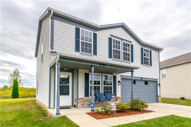 605  Reed Court Greenfield, IN 46140 | MLS 21668468