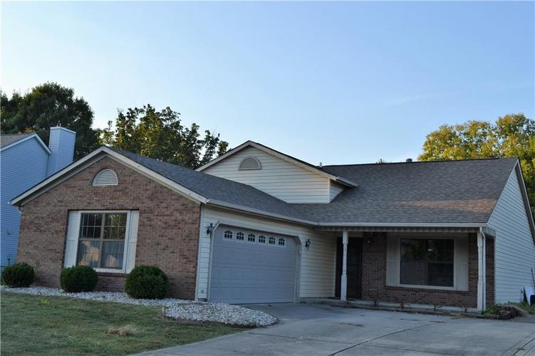 3134  SABLE RIDGE Place Greenwood, IN 46142 | MLS 21668471
