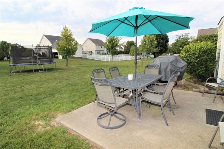 570 N COUNTY RD 1050 E Indianapolis, IN 46234 | MLS 21668511 | photo 20