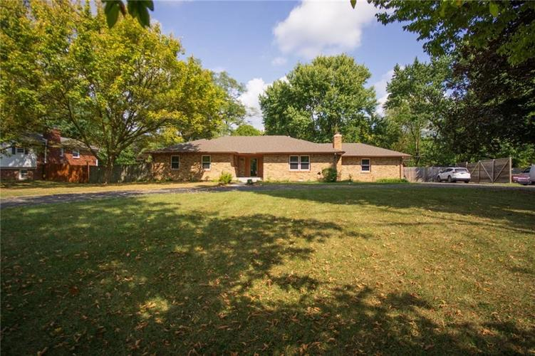 5230 E Fall Creek Parkway Indianapolis, IN 46220 | MLS 21668534
