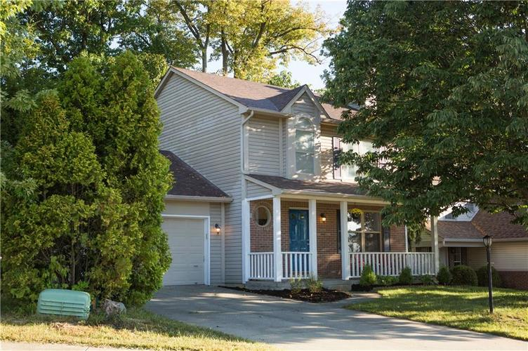 850 Charter Woods Drive Indianapolis, IN 46224 | MLS 21668593 | photo 1
