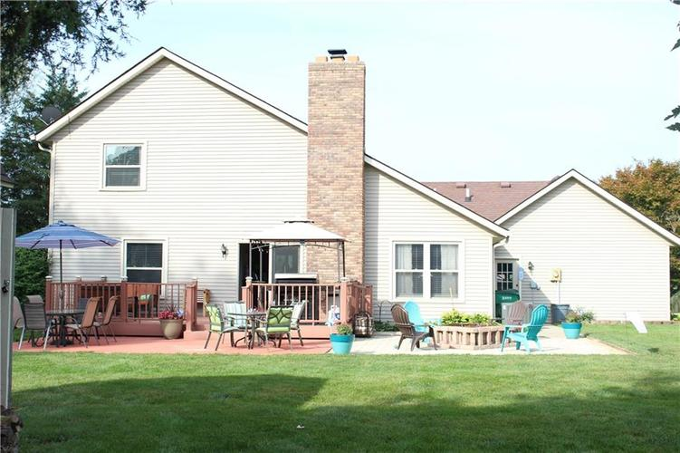 5899 E Lakeview Court Mooresville, IN 46158   MLS 21668595   photo 2