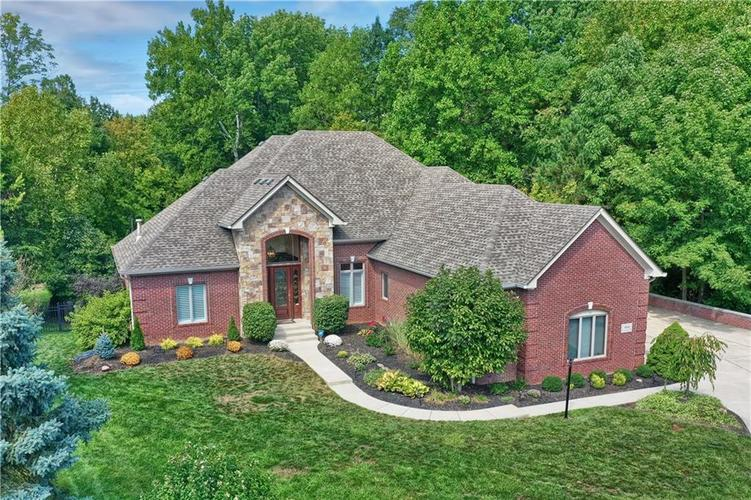 4614  WATERS EDGE Way Greenwood, IN 46143 | MLS 21668604