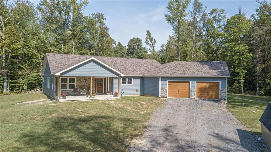 9590 W County Road 800  Crothersville, IN 47229 | MLS 21668609