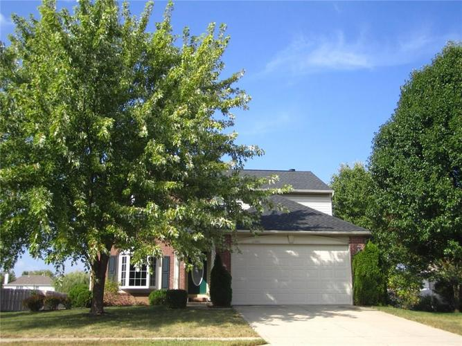 12660 Brookhaven Drive Fishers, IN 46037 | MLS 21668698 | photo 1
