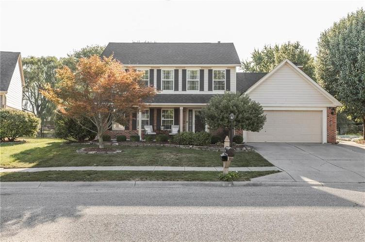 7919  Rock Rose Court Indianapolis, IN 46237   MLS 21668728