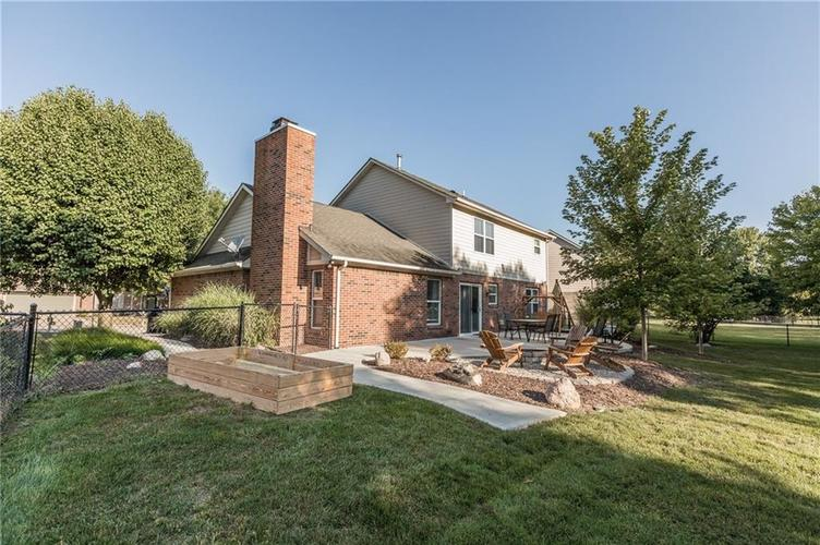7919 Rock Rose Court Indianapolis, IN 46237 | MLS 21668728 | photo 25