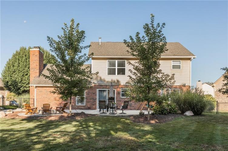 7919 Rock Rose Court Indianapolis, IN 46237 | MLS 21668728 | photo 26