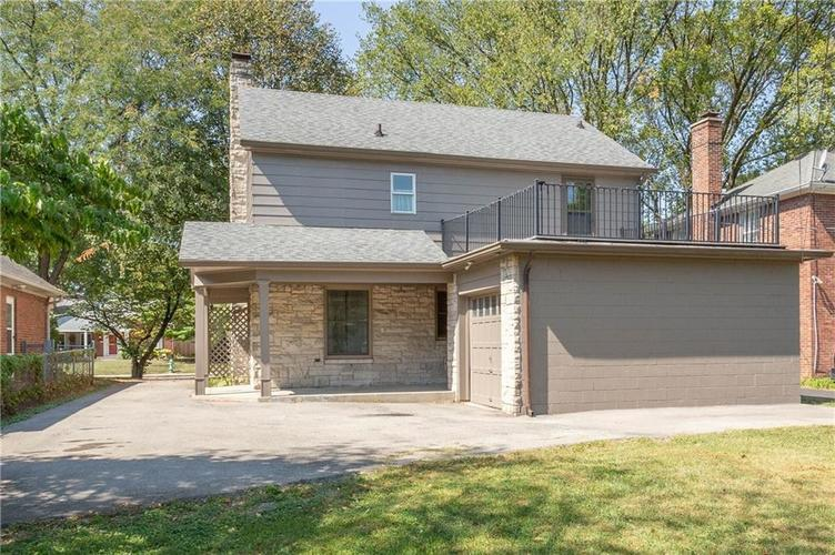 5329 Boulevard Place Indianapolis, IN 46208   MLS 21668755   photo 23