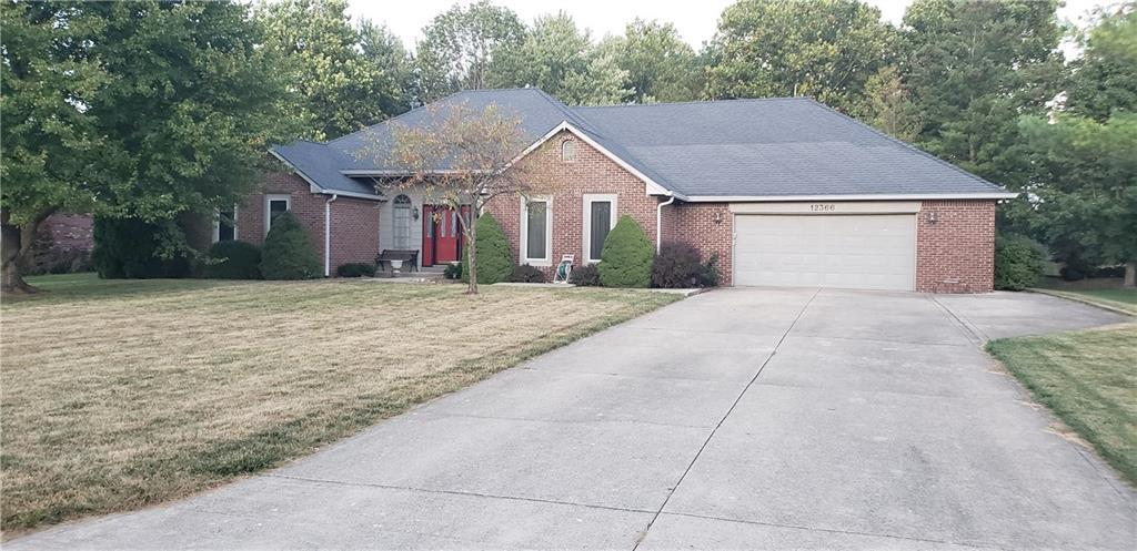 12366  Sunrise Drive Indianapolis, IN 46229 | MLS 21668772