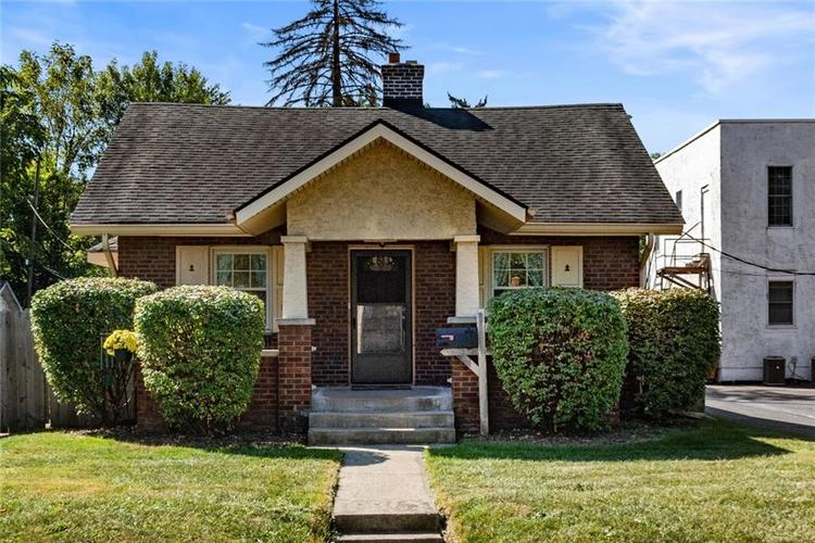 1809 E 52nd Street Indianapolis, IN 46205 | MLS 21668849
