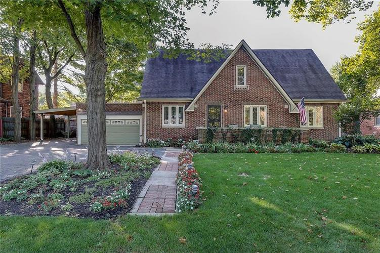 377 E Westfield Boulevard Indianapolis, IN 46220 | MLS 21668887 | photo 1