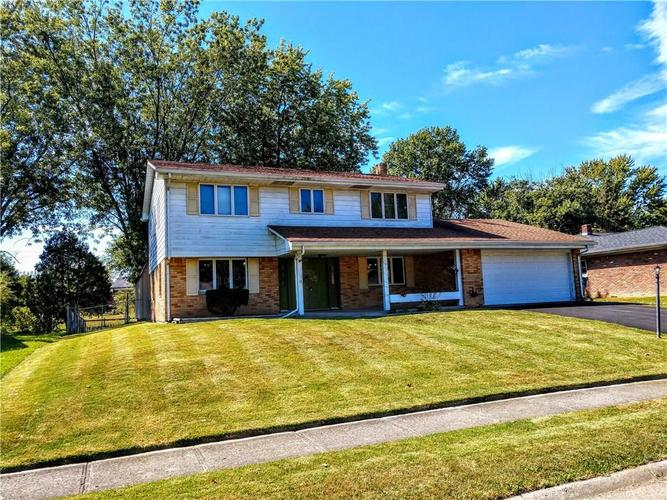 1322 N Gibson Avenue Indianapolis, IN 46219 | MLS 21668902