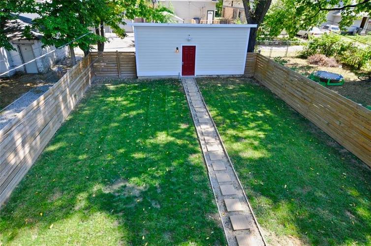 921 N Temple Avenue Indianapolis, IN 46201   MLS 21668920   photo 29