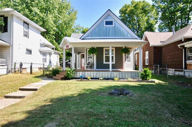 921 N Temple Avenue Indianapolis, IN 46201   MLS 21668920   photo 3