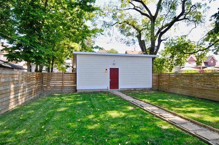 921 N Temple Avenue Indianapolis, IN 46201   MLS 21668920   photo 30