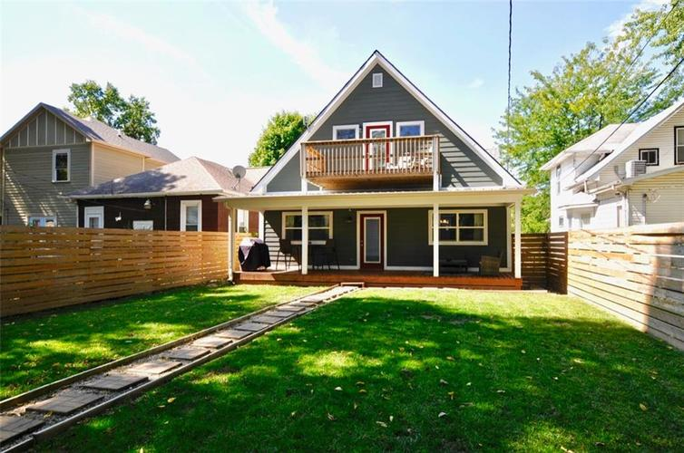 921 N Temple Avenue Indianapolis, IN 46201   MLS 21668920   photo 35