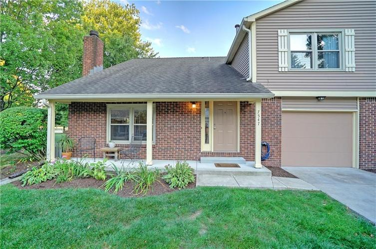 7547  Castleton Farms W Drive Indianapolis, IN 46256 | MLS 21668940