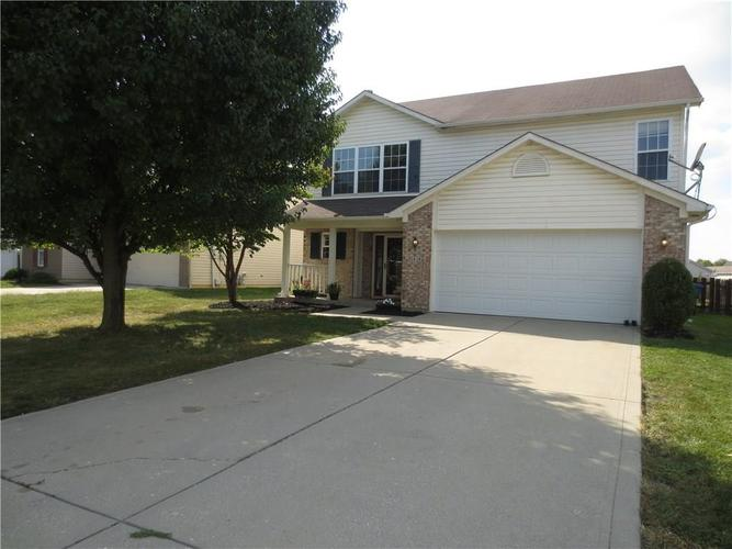5638  Wood Hollow Drive Indianapolis, IN 46239 | MLS 21670045