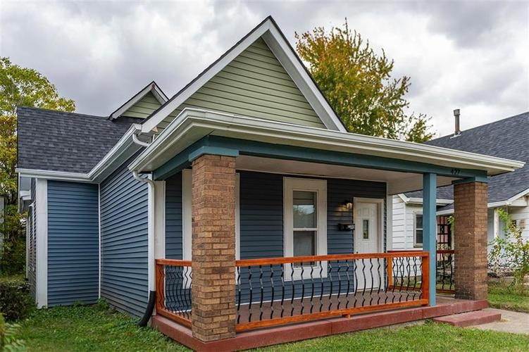 427 N Holmes Avenue Indianapolis IN 46222   MLS 21670081   photo 1