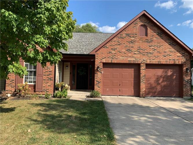 7815 Winding Creek Place Indianapolis, IN 46236 | MLS 21670101 | photo 1