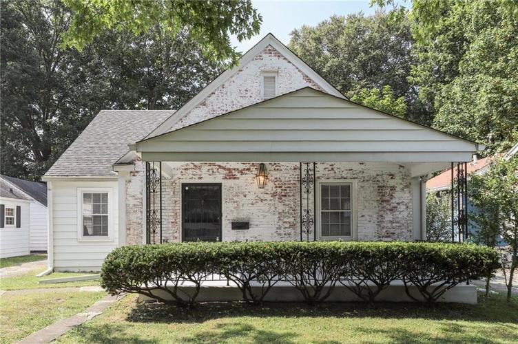 5024 Graceland Avenue Indianapolis IN 46208 | MLS 21670102 | photo 16