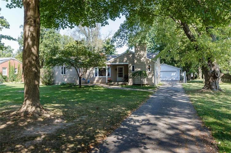224 W Roberts Road Indianapolis, IN 46217 | MLS 21670195 | photo 1