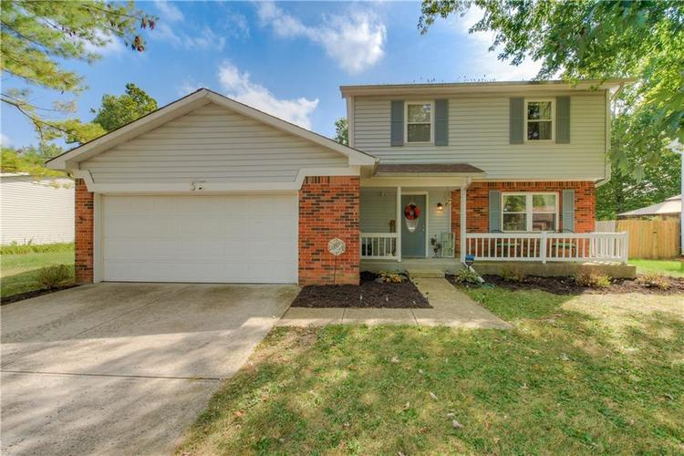 7413 Fairway circle east drive Indianapolis, IN 46236 | MLS 21670214 | photo 1