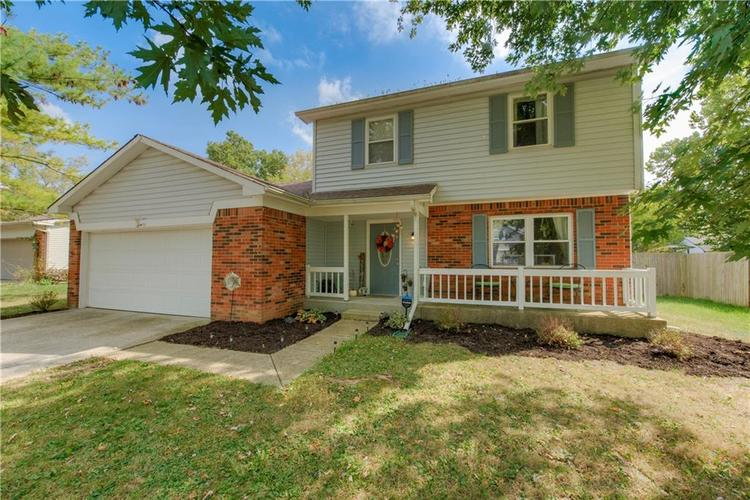 7413 Fairway circle east drive Indianapolis, IN 46236 | MLS 21670214 | photo 41