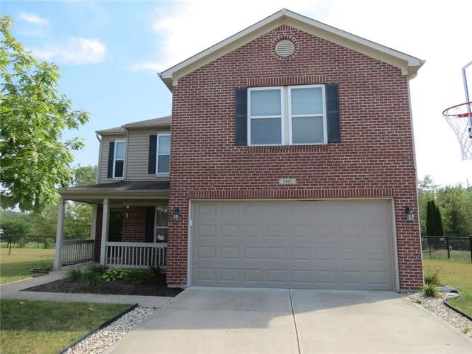 5447 GRASSY BANK Drive Indianapolis, IN 46237 | MLS 21670264 | photo 1
