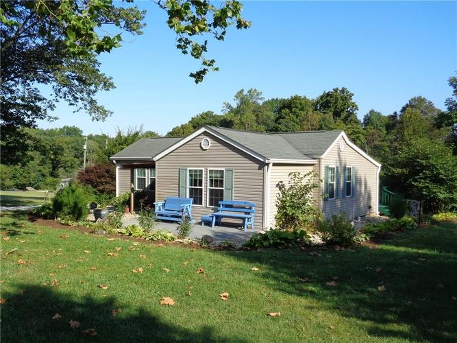 4118 W State Road 142 Monrovia, IN 46157 | MLS 21670271 | photo 1