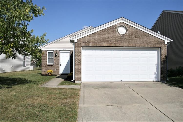 1735 ELIJAH BLUE Drive Greenwood, IN 46143 | MLS 21670274 | photo 1