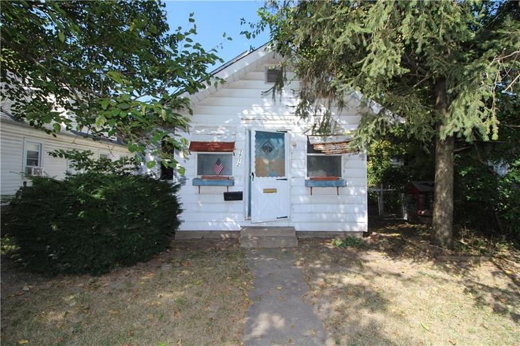 1712 E Tabor Street Indianapolis, IN 46203 | MLS 21670281 | photo 1