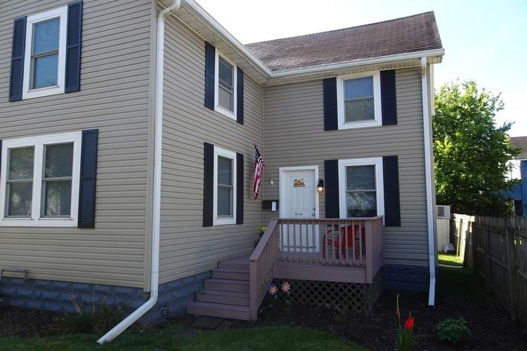 609  Indiana Avenue New Castle, IN 47362 | MLS 21670325