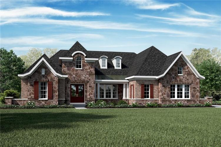 4581 Kettering Place Zionsville, IN 46077 | MLS 21670430 | photo 1